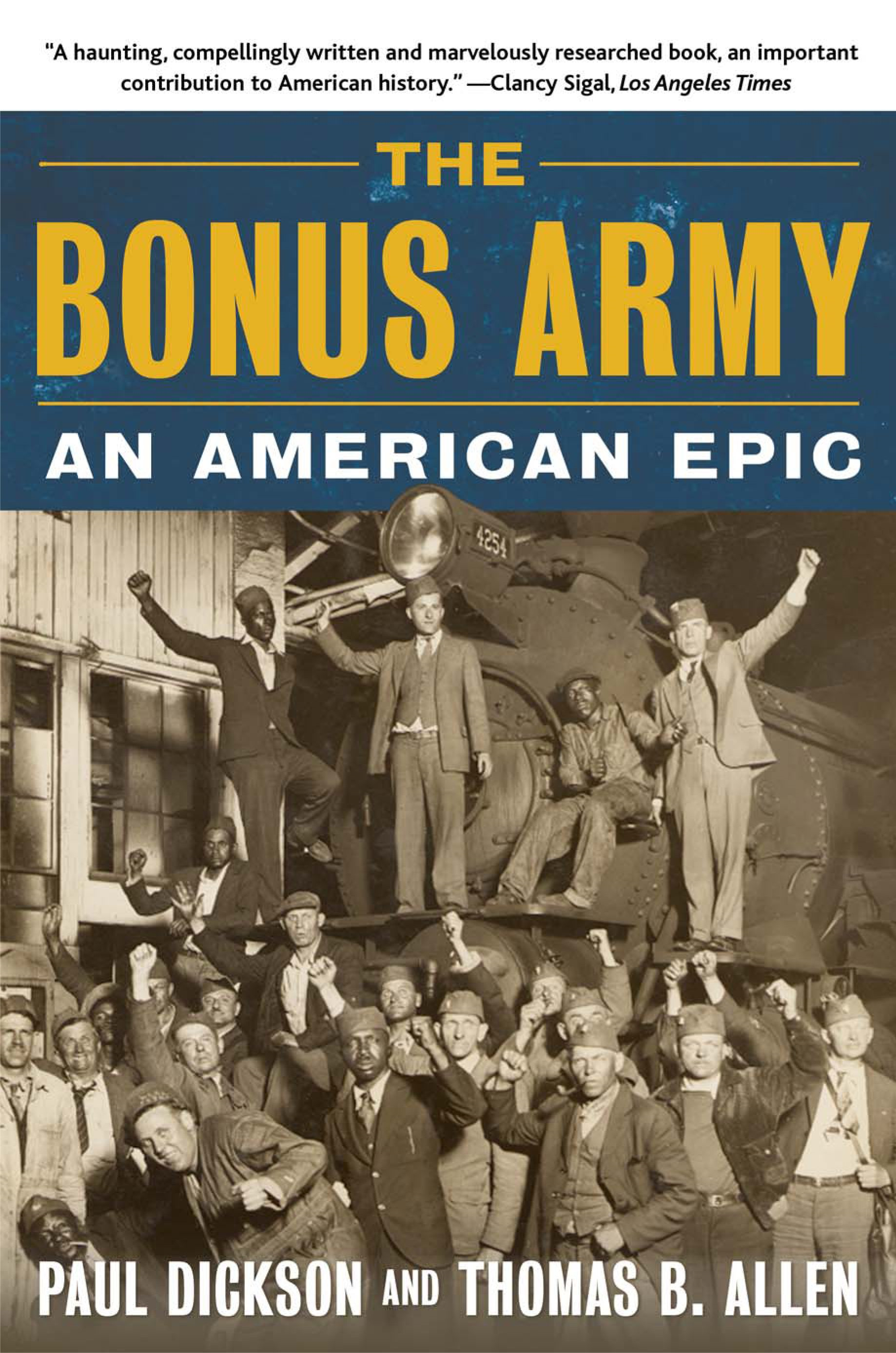 The Bonus Army: An American Epic