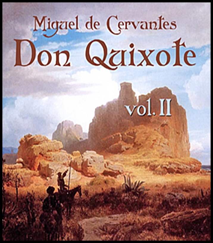 THE HISTORY OF DON QUIXOTE Volume II