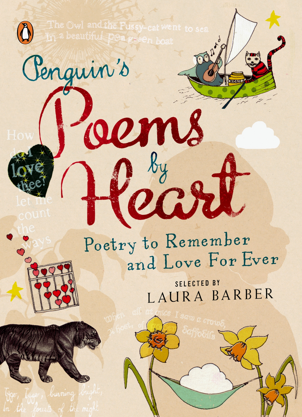 Penguin's Poems by Heart
