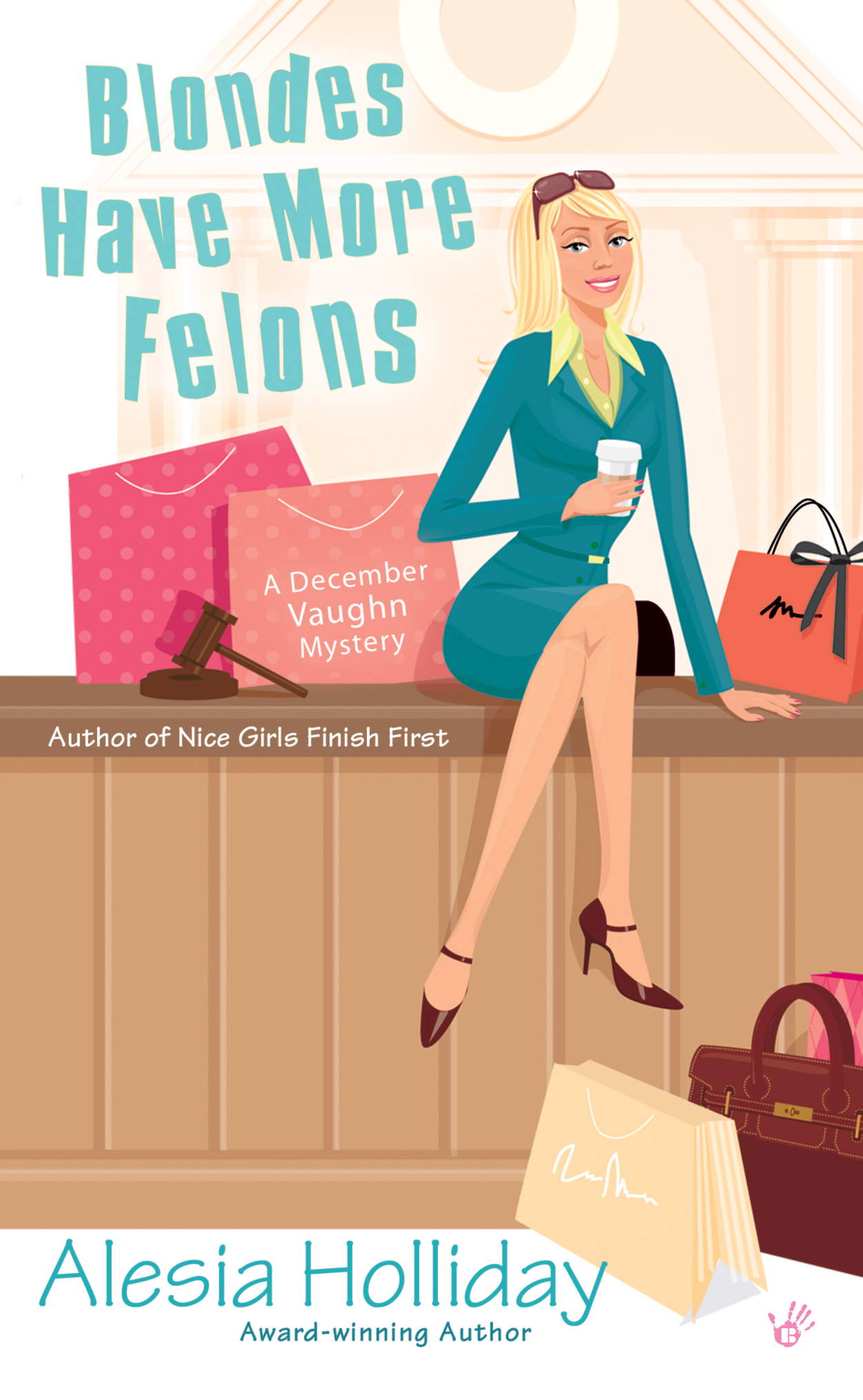 Blondes Have More Felons By: Alesia Holliday
