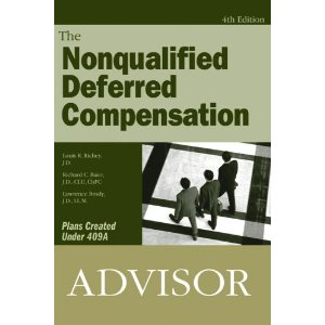 The Nonqualified Deferred Compensation Advisor