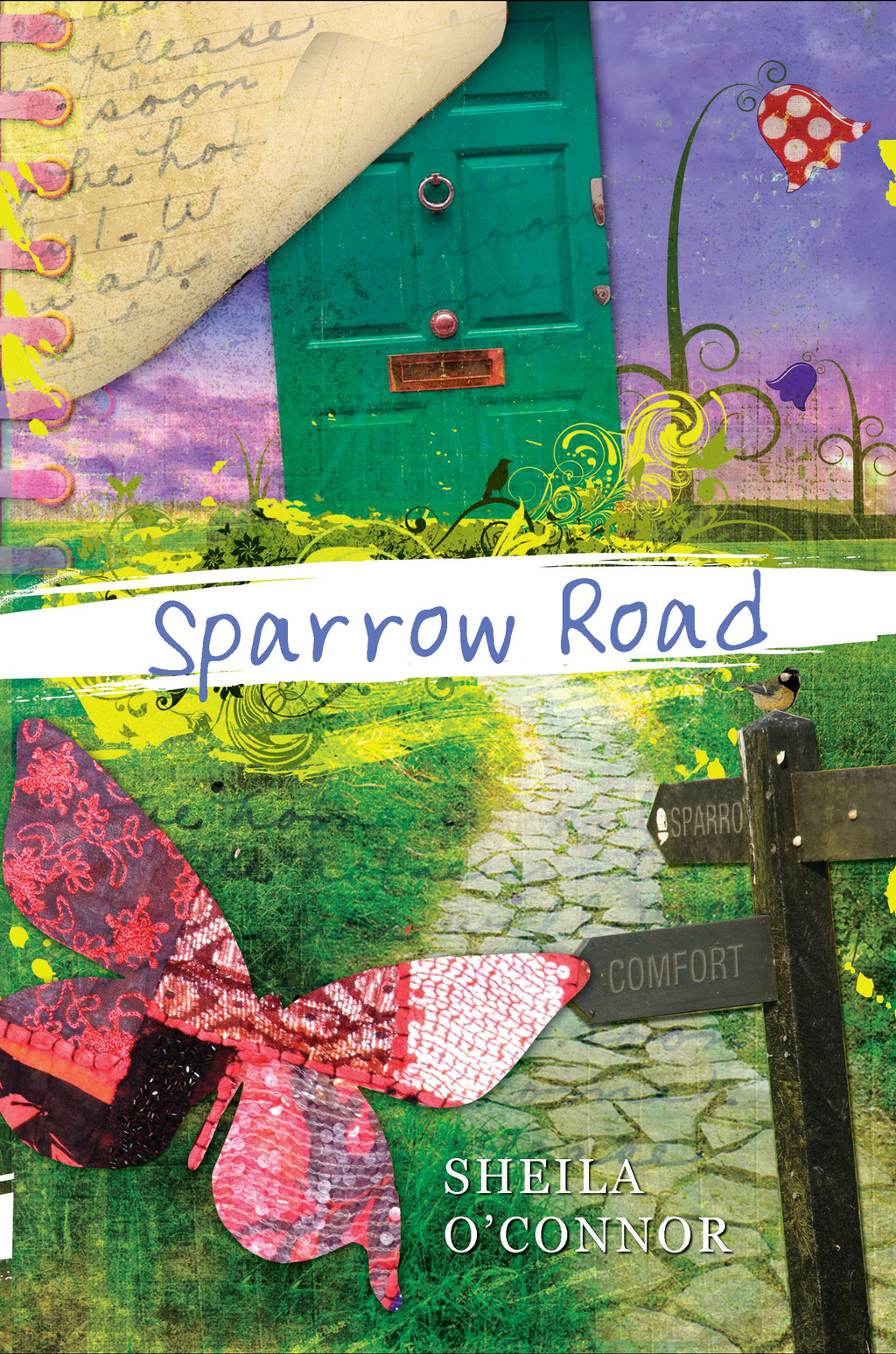 Sparrow Road By: Sheila O'Connor