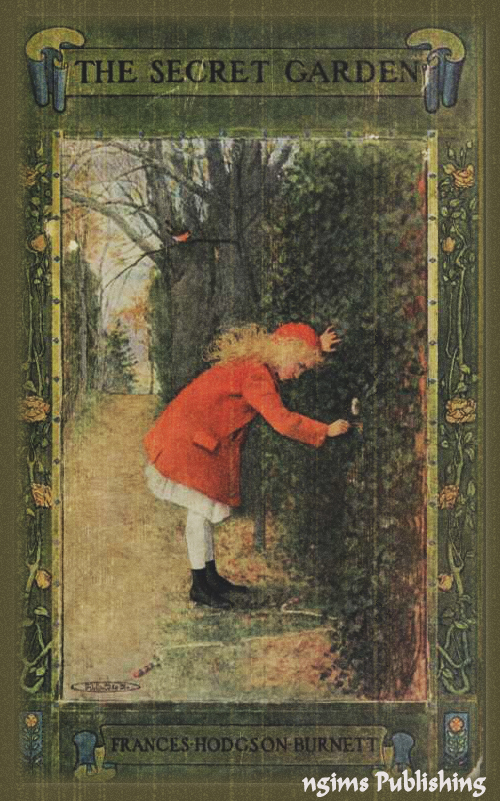 The Secret Garden (Illustrated + Audiobook Download Link + Active TOC)