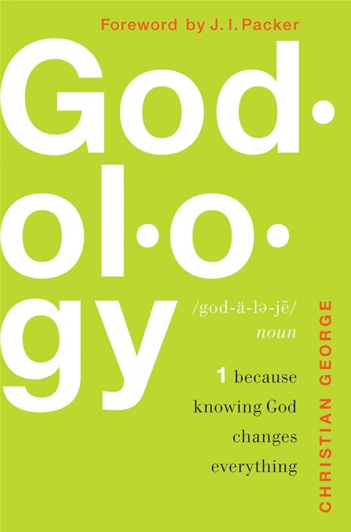 Godology By: Christian George