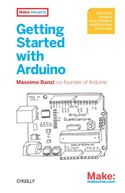 download Getting Started with Arduino book