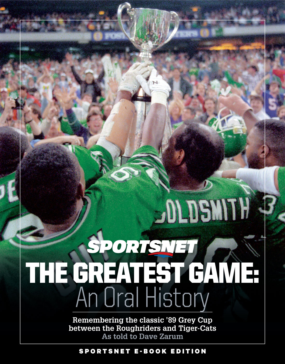 The Greatest Game: An Oral History By: Dave Zarum