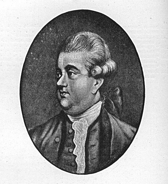 Gibbon, from English Men of Letters