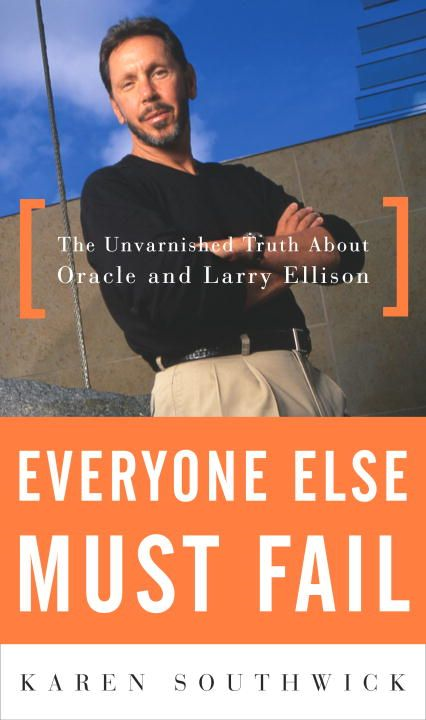 Everyone Else Must Fail By: Karen Southwick