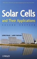 Solar Cells And Their Applications: