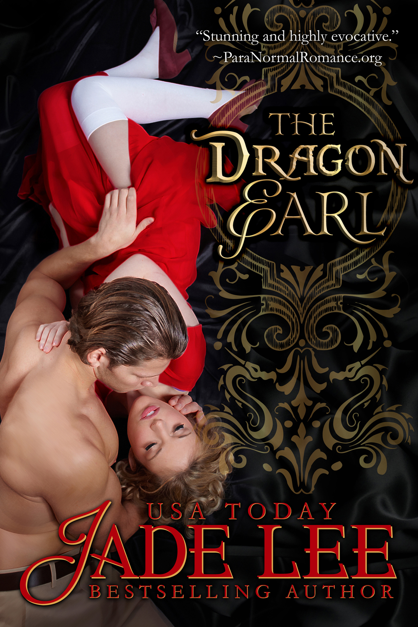 The Dragon Earl (The Regency Rags to Riches Series, Book 4) By: Jade Lee