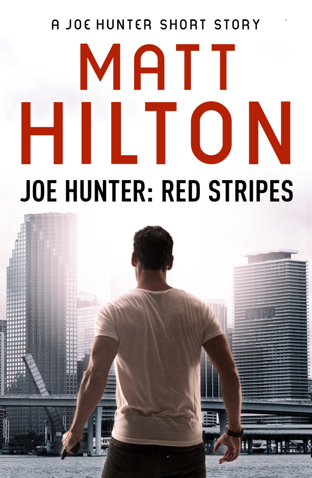 Red Stripes - A Joe Hunter Short Story