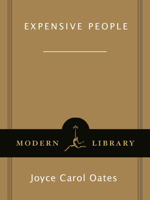 Expensive People By: Joyce Carol Oates