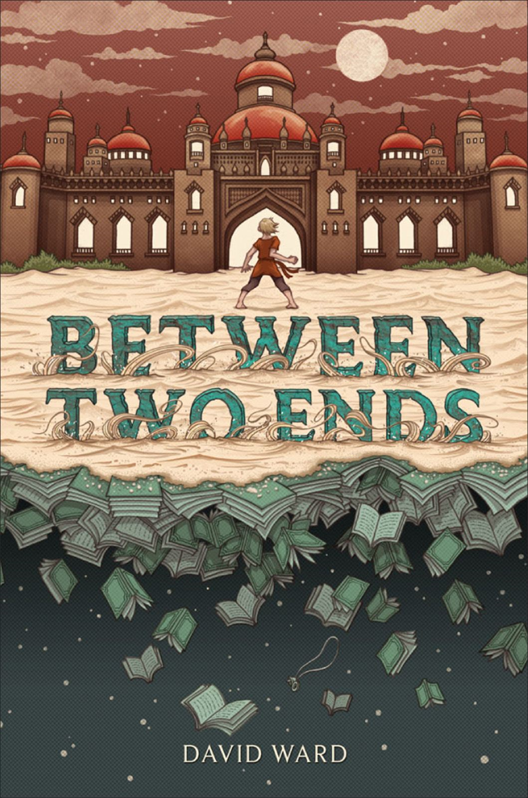 Between Two Ends By: David Ward