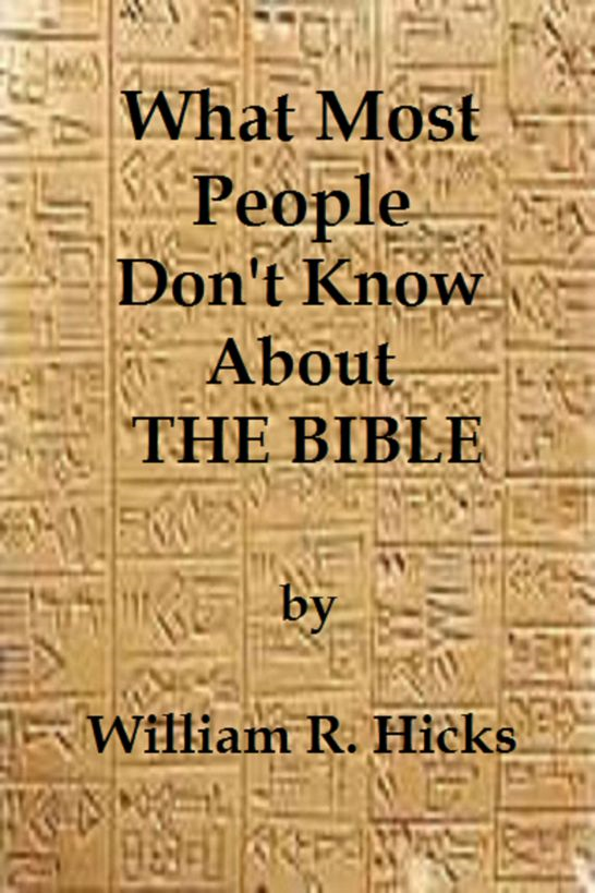 What Most People Don't Know About The Bible