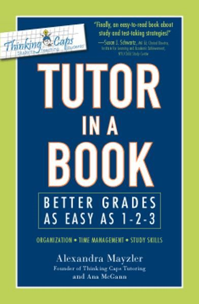 Tutor in a Book: Better Grades as Easy as 1-2-3