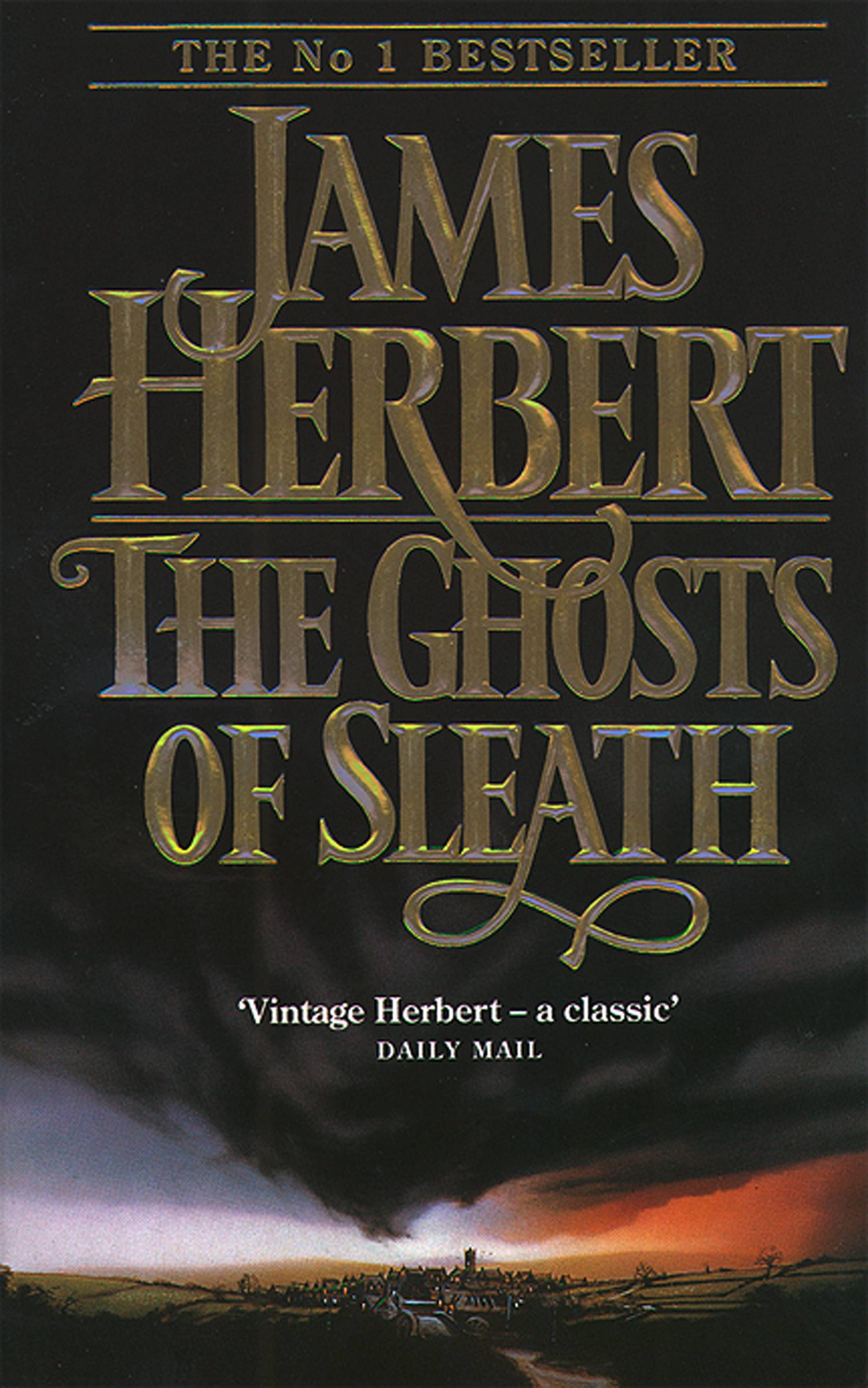 The Ghosts of Sleath: A David Ash novel