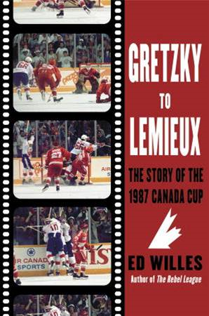 Gretzky to Lemieux By: Ed Willes