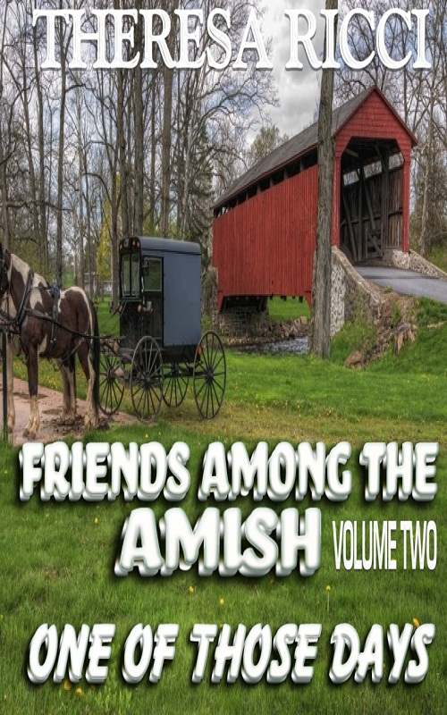 Friends Among The Amish - Volume 2-One Of Those Days By: Theresa Ricci