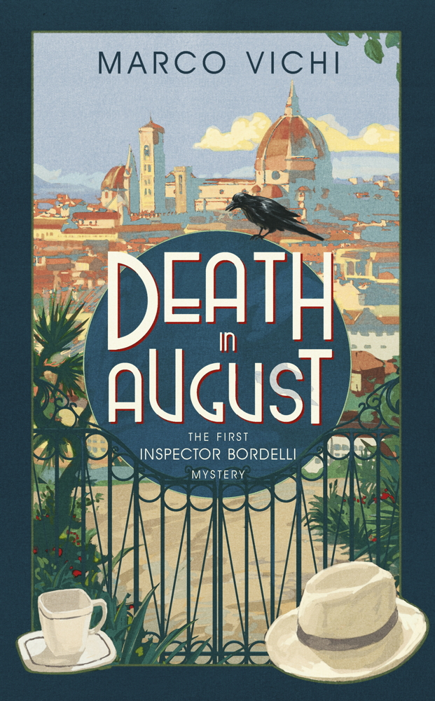Death in August By: Marco Vichi