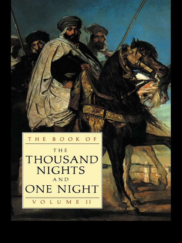 The Book of the Thousand and One Nights (Vol 2)