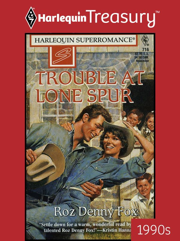 Trouble at Lone Spur