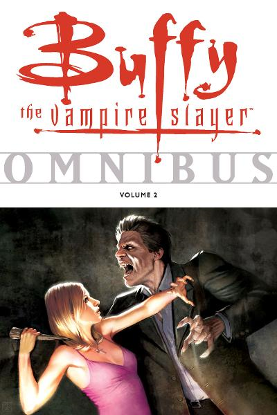 Buffy the Vampire Slayer Omnibus Volume 2 By: Scott Lobdell,  Fabian Nicieza, Christopher Golden,  Jeff Matsuda (Artist), Cliff Richards (Artist), Others