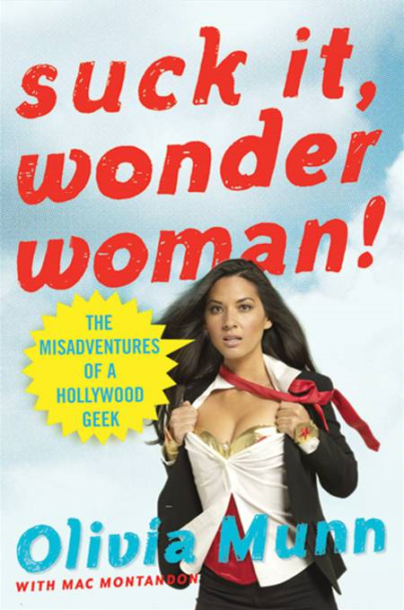 Suck It, Wonder Woman!