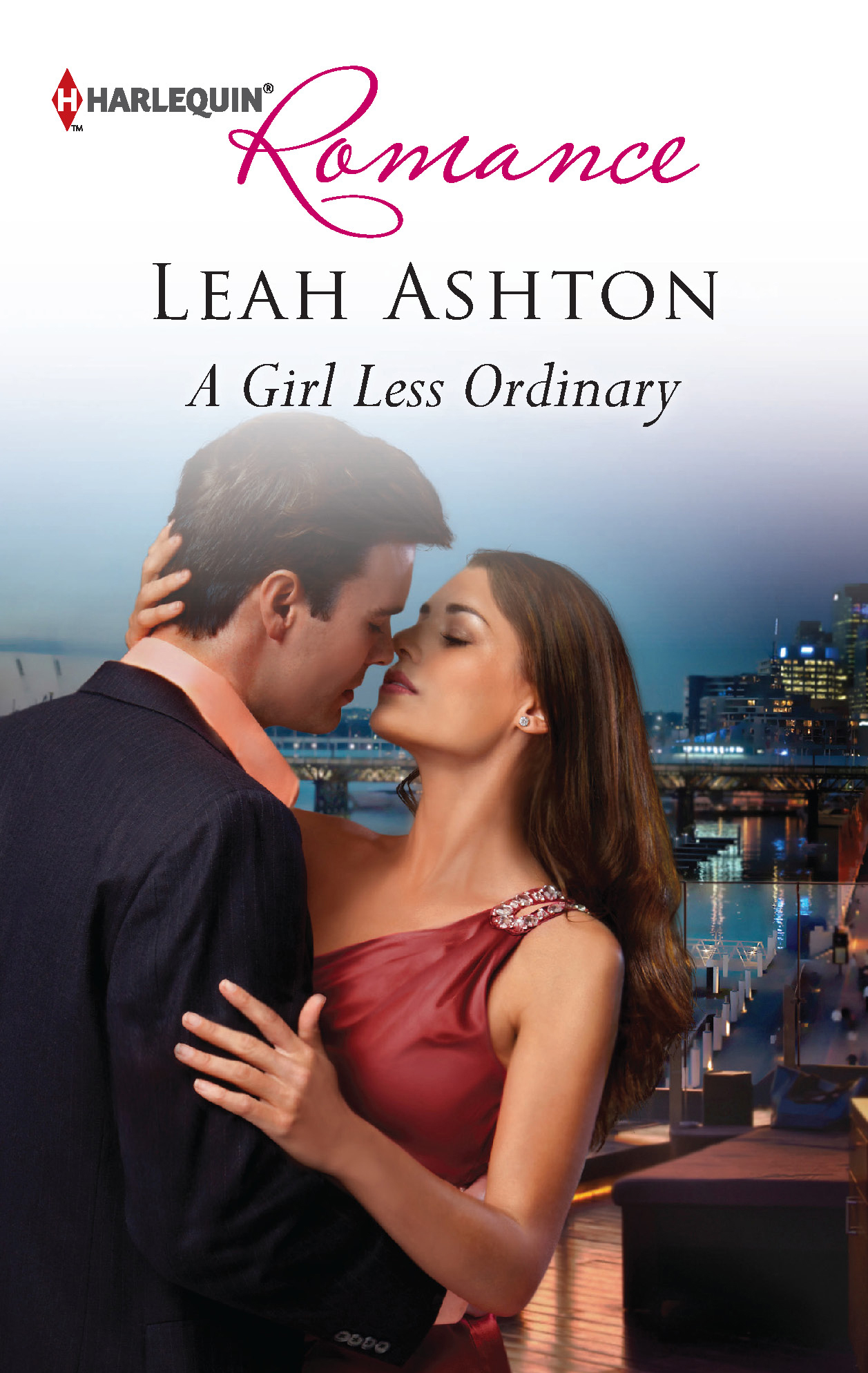A Girl Less Ordinary By: Leah Ashton