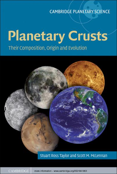 Planetary Crusts Their Composition,  Origin and Evolution
