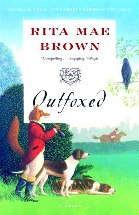 Outfoxed By: Rita Mae Brown