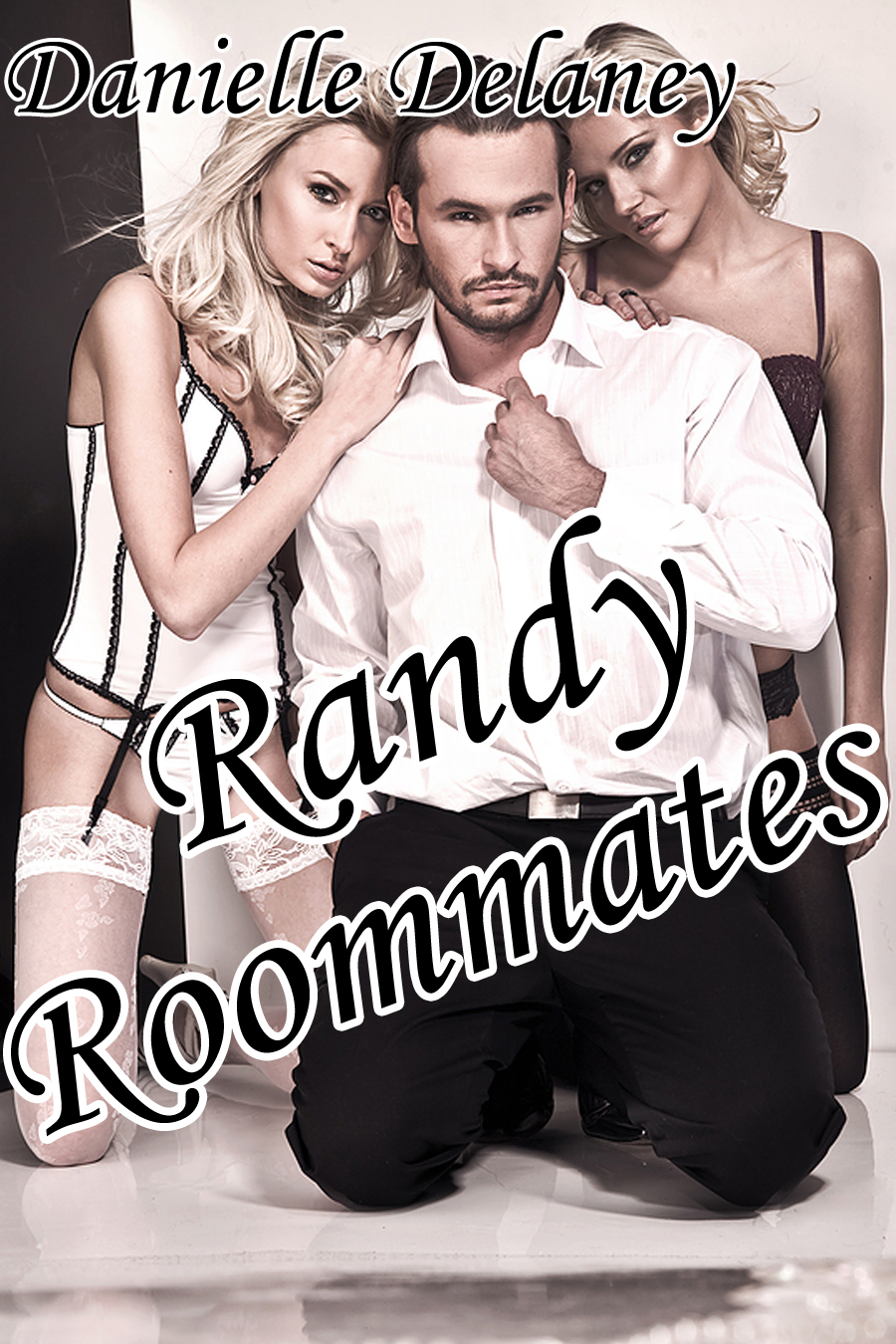 Randy Roommates - Super Sexy Threesome