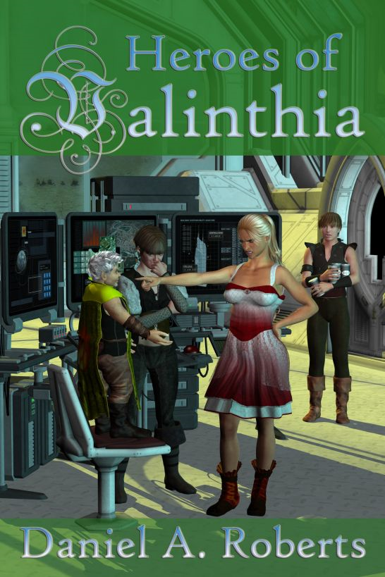 Heroes of Valinthia