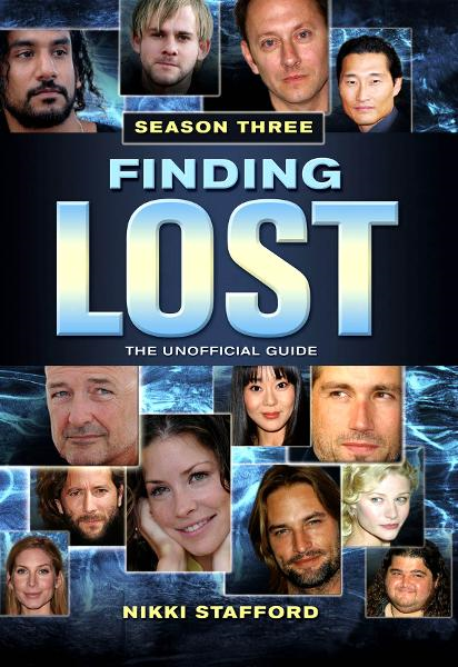 download finding lost - season three book
