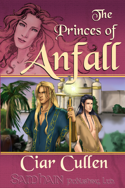 The Princes of Anfall