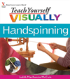 Teach Yourself Visually Handspinning: