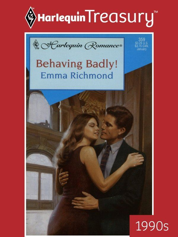 Behaving Badly! By: Emma Richmond