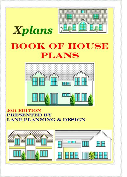 Xplans - Book of House Plans