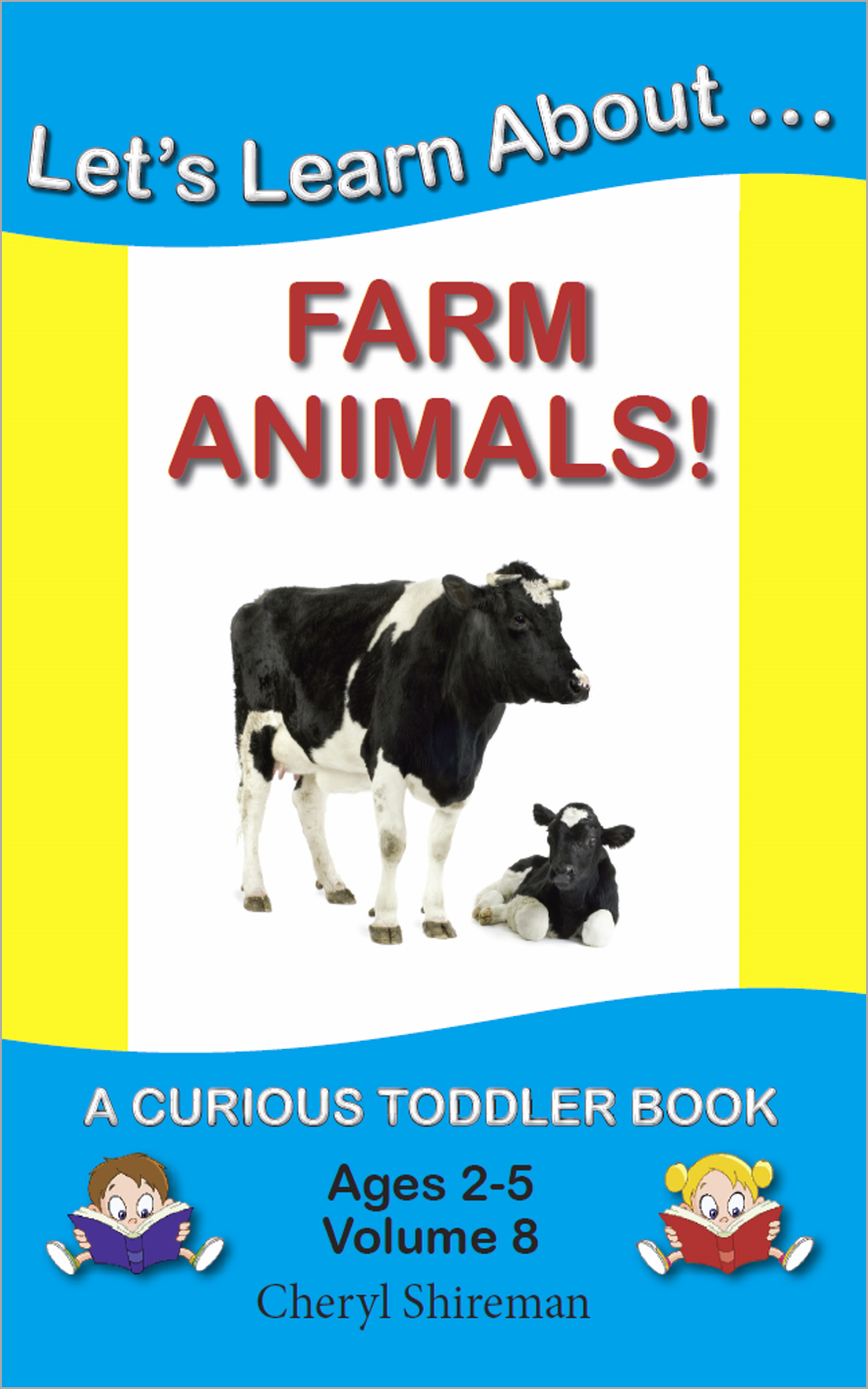 Let's Learn About...Farm Animals!