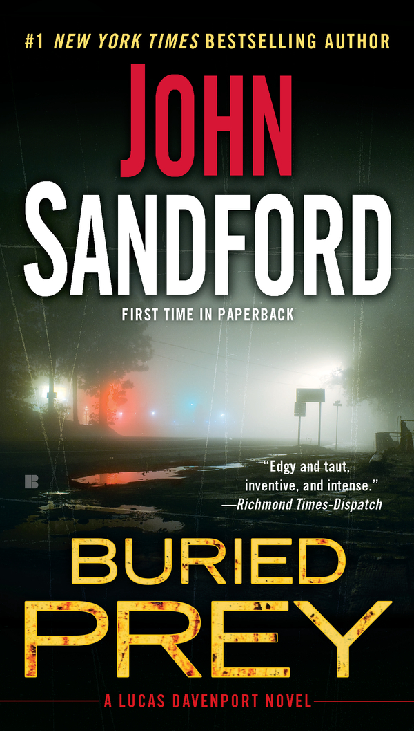 Buried Prey By: John Sandford