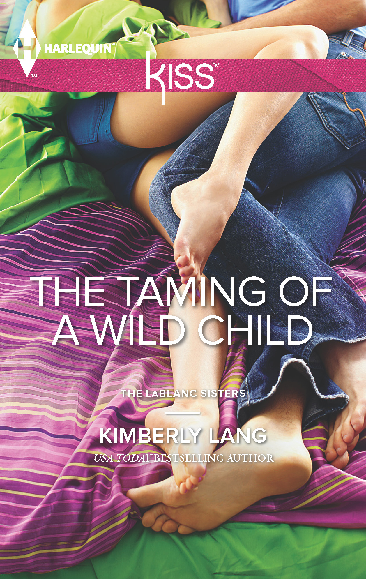 The Taming of a Wild Child By: Kimberly Lang