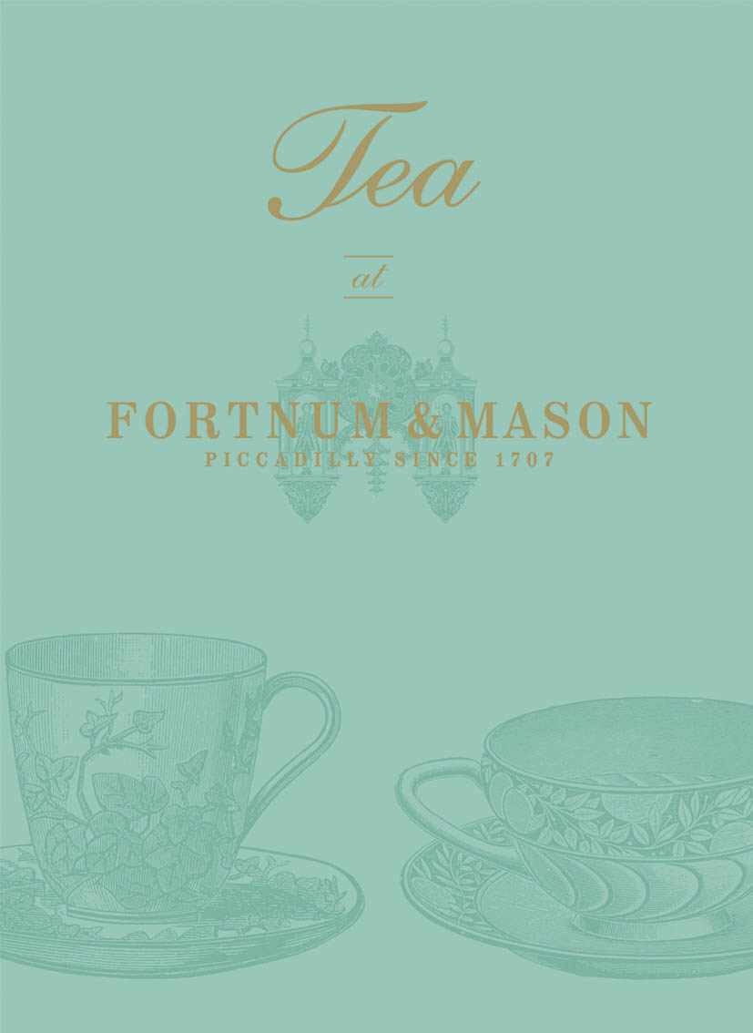 Tea at Fortnum & Mason By: