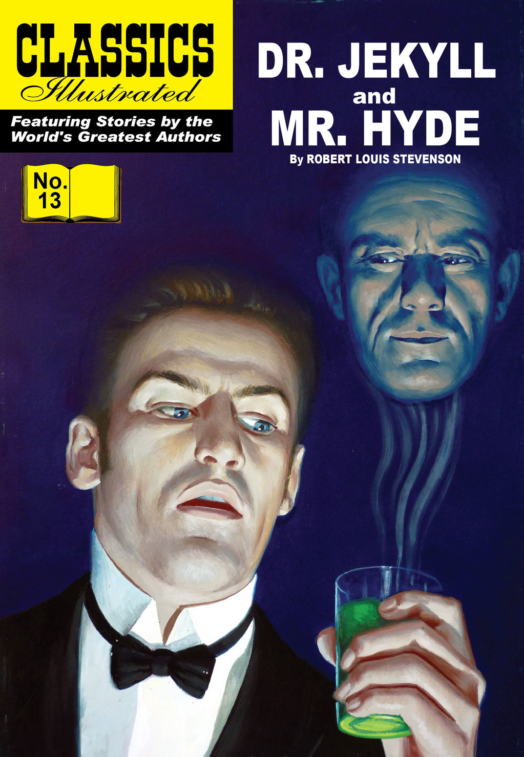 Dr. Jekyll and Mr Hyde - Classics Illustrated #13 By: Robert Louis Stevenson