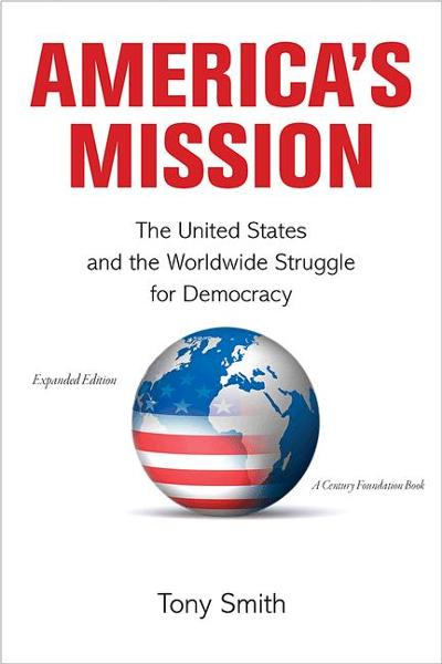 America's Mission By: Tony Smith
