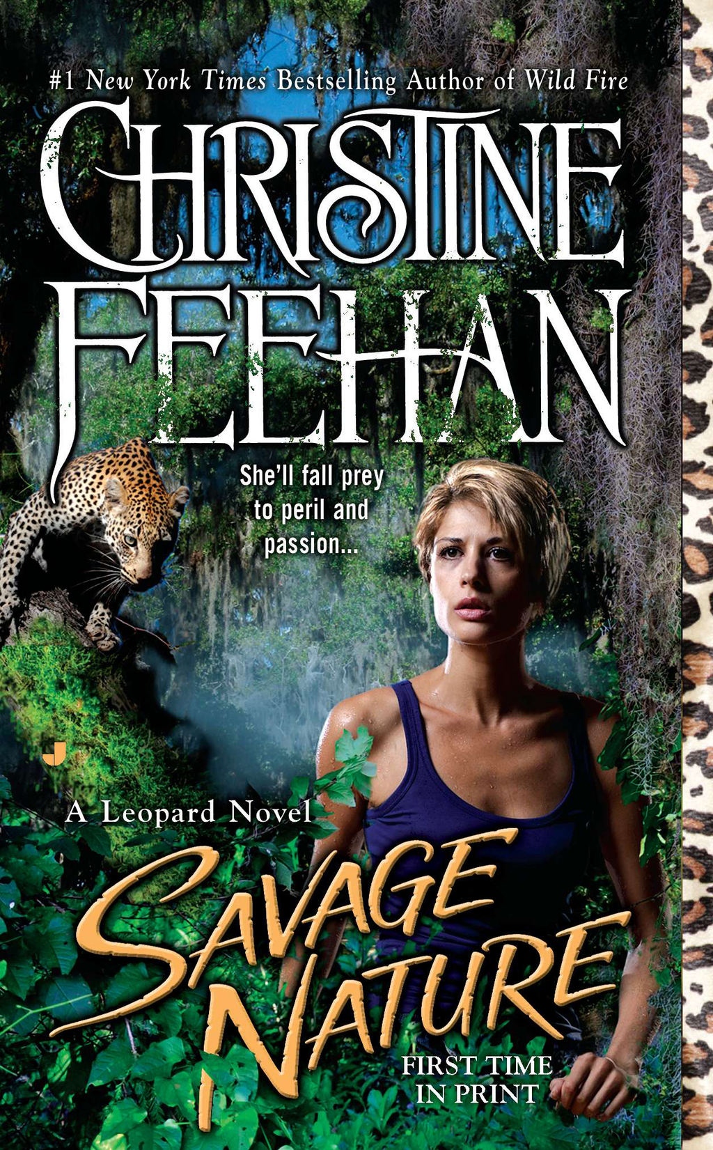 Savage Nature By: Christine Feehan