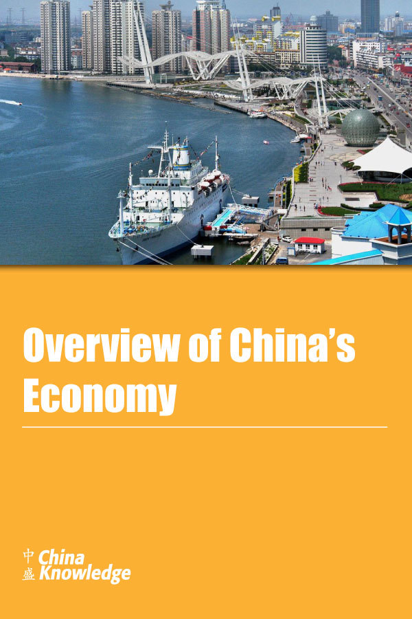 Overview of China's Economy By: China Knowledge