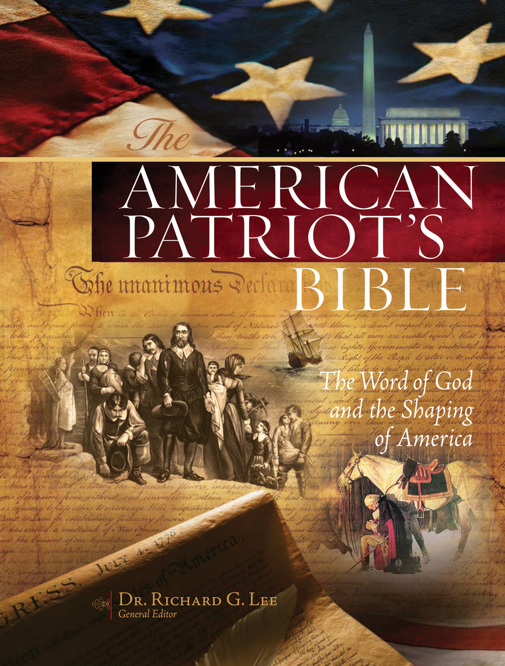 NKJV American Patriot's Bible