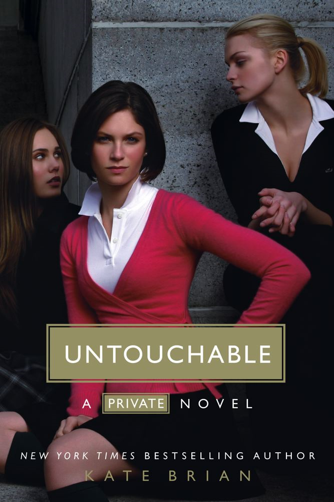 Untouchable By: Julian Peploe,Kate Brian