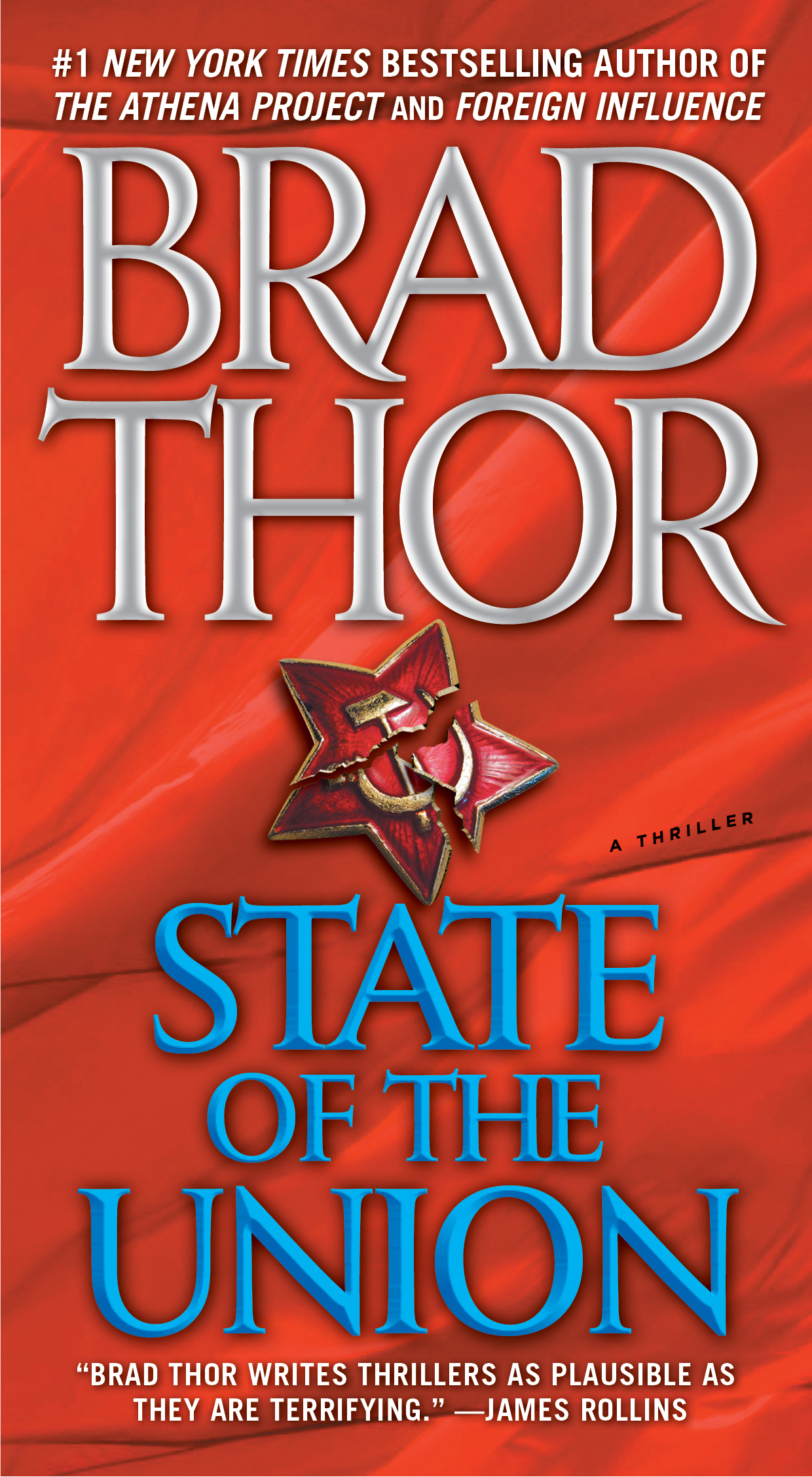 State of the Union By: Brad Thor