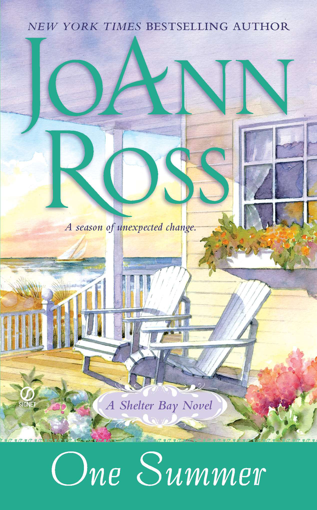 One Summer: A Shelter Bay Novel By: JoAnn Ross