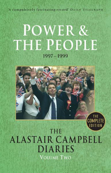 Diaries Volume Two Power and the People